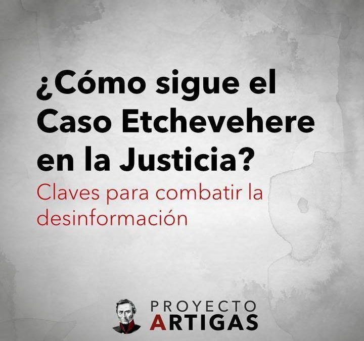 ¿Cómo sigue el caso Etchevehere en la Justicia?